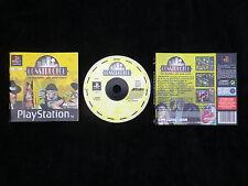 JEU Sony PLAYSTATION PS1 PS2 : CONSTRUCTOR (sans jaquette, envoi suivi)