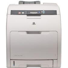 HP Colour LaserJet CP3505n CP3505 3505n 3505 Network USB Laser Printer CB442A