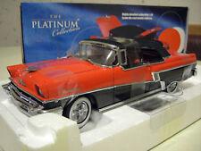 MERCURY MONTCLAIR 1956 cabriolet SOFT TOP 1/18 SUN STAR