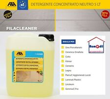 Detergente FILACLEANER 5L fila cleaner neutro concentrato fila gres porcellanato