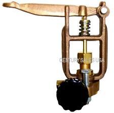 "CISSELL SPOTTING BOARD STEAM AIR VALVE SU35 4180 11/64"" ORIFICE W/ PTFE GASKET"