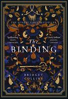 The Binding by Bridget Collins - Best Selling Love Story Book - Hardback