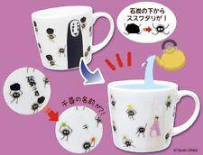 Studio Ghibli Spirited Away No Face Kaonashi Heat Change Mug Color Change Cup
