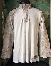USED USMC Desert Marpat utilities FROG Medium Regular top shirt blouse used MR