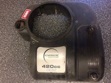 USED COWLING / AIR SHIELD FOR 420cc POWERMORE ENGINE 951-14455