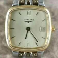 LONGINES Classic L5.133.3 Quartz Gold Plated & Stainless Steel 23mm Ladies Watch