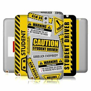 HEAD CASE DESIGNS STUDENT DRIVER SIGNS GEL CASE & WALLPAPER FOR SAMSUNG PHONES 2