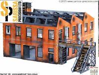 Fabbrica WWII Large Factory Industrial - Sarissa Precision Ltd 1:72 MFD