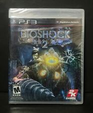 BioShock 2 (Sony PlayStation 3, 2010) PS3 Brand New Factory Sealed