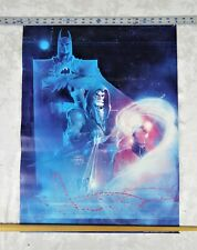 Batman, Green Arrow, and The Question Poster by Denys Cowan and Bill Sienkiewicz