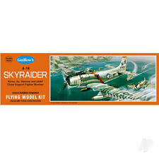 Guillow - GUI904 - A-1H Skyraider  - Balsa Kit - 1:35