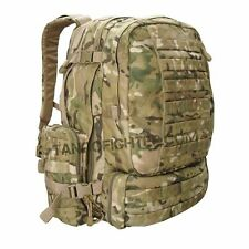 CONDOR #125 Multicam MOLLE 3DAY Assault Patrol Pack Hiking Backpack