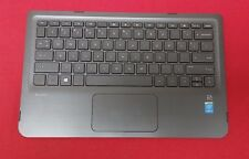 HP PAVILION X360 11-K TOP COVER PALMREST W/TOUCHPAD,KEYBOARD  809543-001
