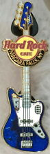 Hard Rock Cafe NIAGARA FALLS NY 2011 FENDER Guitar Series PIN Jaguar HRC #60195