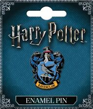 Harry Potter House of Ravenclaw Crest Logo Metal Enamel Pin Thick NEW UNUSED
