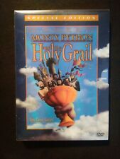 Monty Python And The Holy Grail, 2-Disc Spec. Ed. Dvd+Booklet, (Ex)/(Ex)