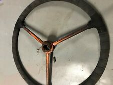 B Allis Chalmers tractor steering wheel
