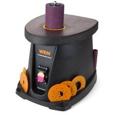 Spindle Sander 35 Amp 12 Hp Oscillating Sanding Tool Dust Collector Storage