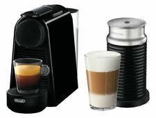 DeLonghi Essenza Mini New Design 2-Cups Espresso Selection-Black Open Box !