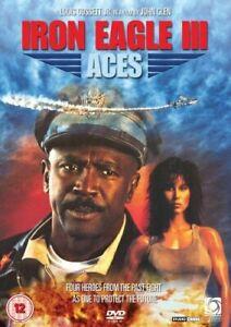 Aces: Iron Eagle III [DVD][Region 2]