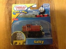 Thomas And Friends - Take n Play Die Cast Magnatic Salty, brand new, unopened