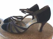 Art Deco Heels Vintage Shoes for Women