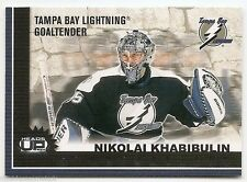 03/04 PACIFIC HEADS UP STONEWALLERS Nikolai Khabibulin #10