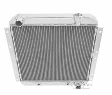 1958-1980 Toyota Land Cruiser All Aluminum 3 Row Core KR Champion Radiator