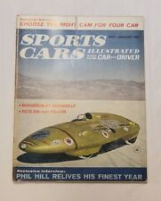 SPORTS CARS ILLUSTRATED JANUARY 1961 VOL.6 #7 9248-1 [LOC.ELK] (BOX A) #12