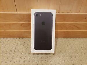 Sprint Apple iPhone 7  32GB/Black A1660 (MN8G2LL/A) NEW SIM Included