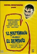 El Matrimonio Es Como El Demonio(1967) New Dvd
