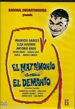 El Matrimonio Es Como El Demonio New Dvd