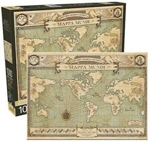 NEW Fantastic Beasts Map 1000Pc Puzzle from Mr Toys