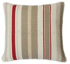 Laura Ashley Striped Square Decorative Cushions
