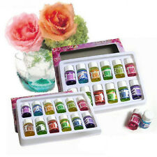 Essential Oil Home Fragrance Set For Diffuser Humidifier 12 Assorted Scent 3ml