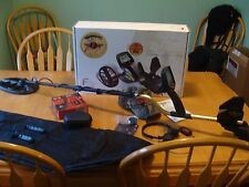 fisher f-75 special edition metal detector with wireless headphones,fisher hat ,
