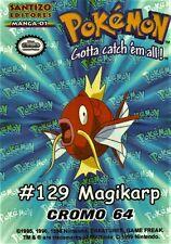 MAGIKARP # 64, YEAR 1999, SANTIZO EDITORES, SPANISH EDITION, IN MINT CONDITION