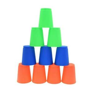 Pre-Sport Stacking Cups (Pack of 12) -DS