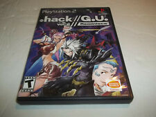 (Dot).hack//G.U. Vol.2: Reminisce, Bandai, Action Role Playing Game PS2 Game