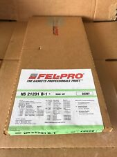 FEL-PRO HS 21201 B-1 ENGINE CYLINDER HEAD GASKET SET FIAT FREE SHIPPING