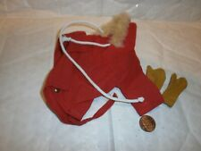 Action man / Geyper / other red polar explorer parka ( 1 ) 1/6th scale toy acc