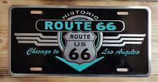 USA Nummernschild / Route 66 / US Car / Harley