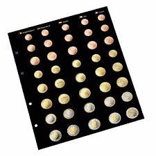 323726 Leuchtturm Vordruckblätter für OPTIMA Euro-Münzenalbum