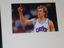 Cleveland Cavaliers CRAIG EHLO Signed 4x6 Photo CAVS NBA AUTOGRAPH 1