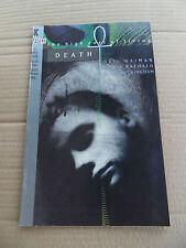 Death : The High Cost of Living 1 of 3 . DC / Vertigo - 1993 - FN / VF
