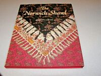 NORWICH SHAWL-Fabric-Weaving-Norwich Castle-History of Textiles-1785-1885-illus.