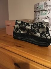 Menbur Black Clutch Vintage Style New Without Tags MOTHER OF THE BRIDE