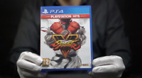 Street Fighter V PS4 Game Boxed - 'The Masked Man'