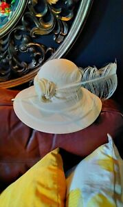 Ladies Wedding Hat, Cappelli Condici, Mother Of The Bride, Ascot, Occation.