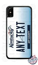 Personalized License Plate Tag Kentucky Phone Case Cover For iPhone Samsung LG